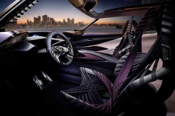 Lexus UX Paris Auto Expo