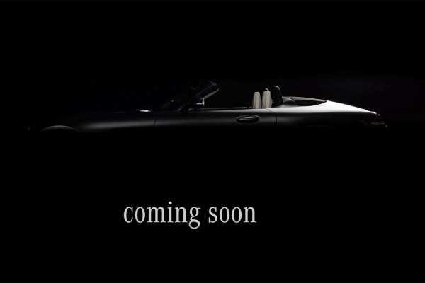 New Mercedes-AMG GT C Roadster Teaser