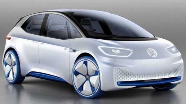 Volkswagen I.D. Electric Car Bandwagon