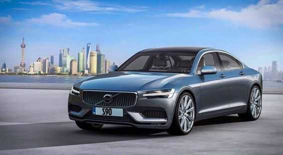 Five Things Every Car Lover Should Know About the Spanking New Volvo S90