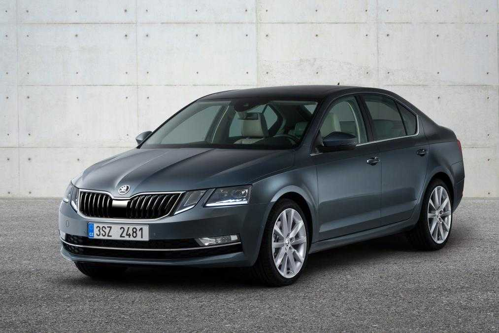 2017 Skoda Octavia Revealed with Stylish Looks and New Features
