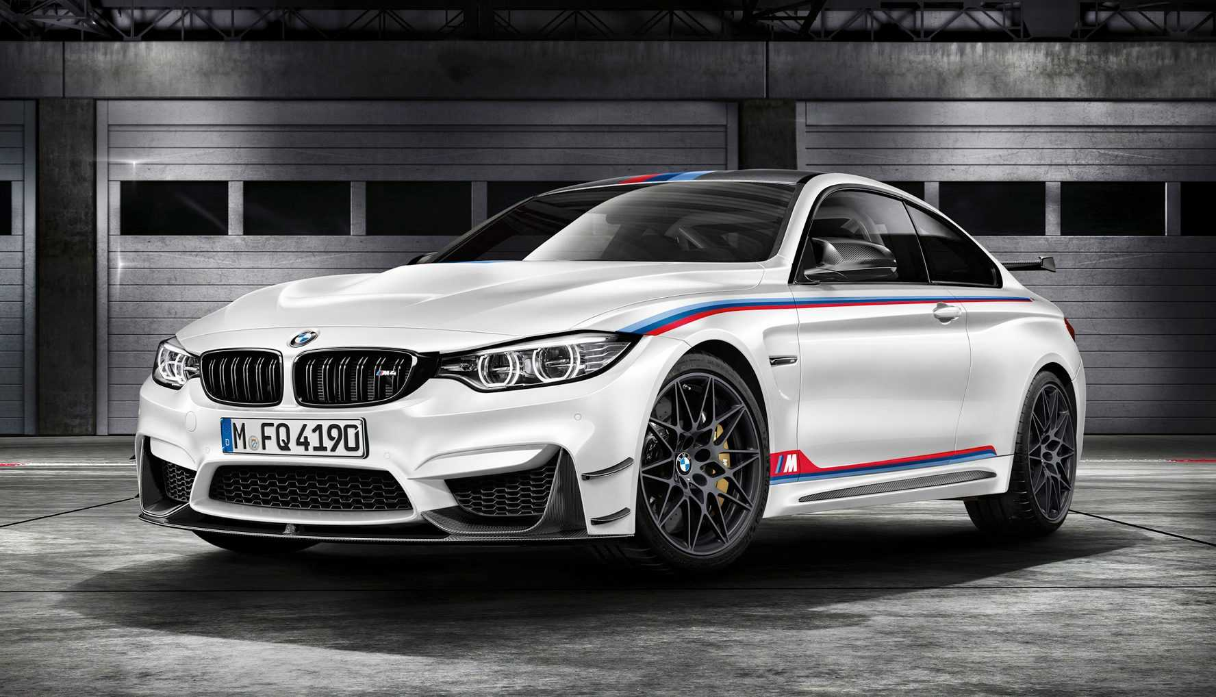 BMW M4 DTM Champion Edition is a Race Car Designed for the Streets