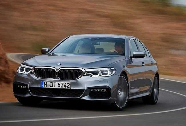 BMW Unveils the Shorter and Muscular Version of Its Seventh-Generation 5-Series Cars