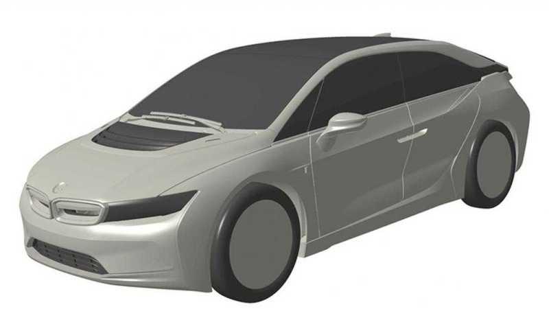 BMW i model