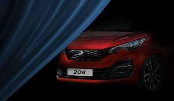 Peugeot 208 All Electric Car 2018
