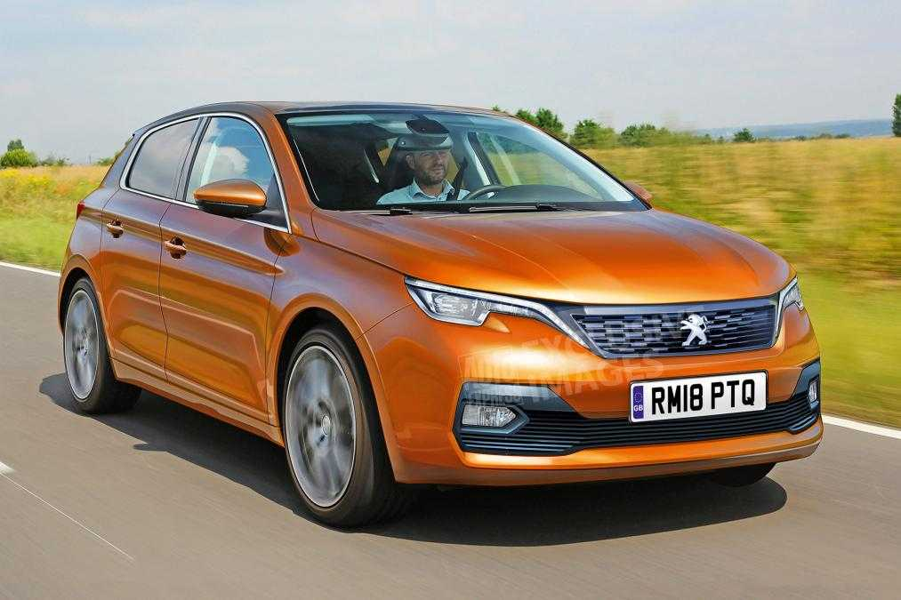 Peugeot 208 Is Set to Become an All-Electric Car by 2018