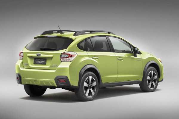 Subaru Crosstrek Hybrid Discontinued