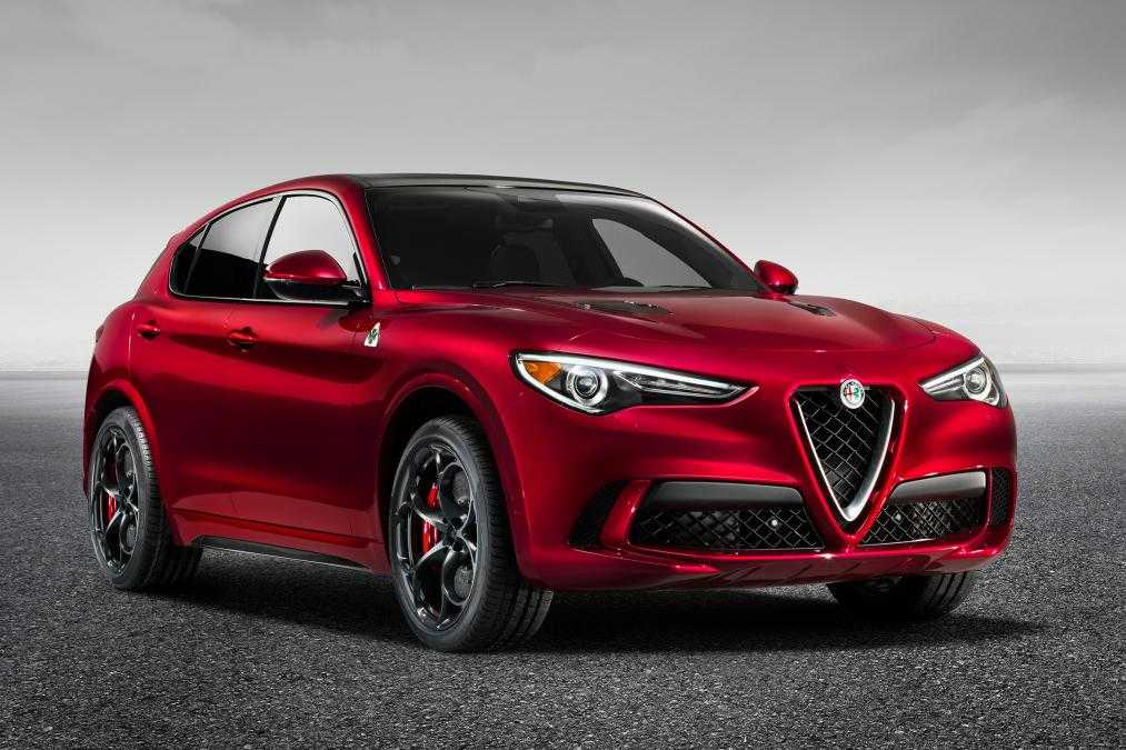 2017 Alfa Romeo Stelvio, Brand's First SUV Specs and Features Detailed