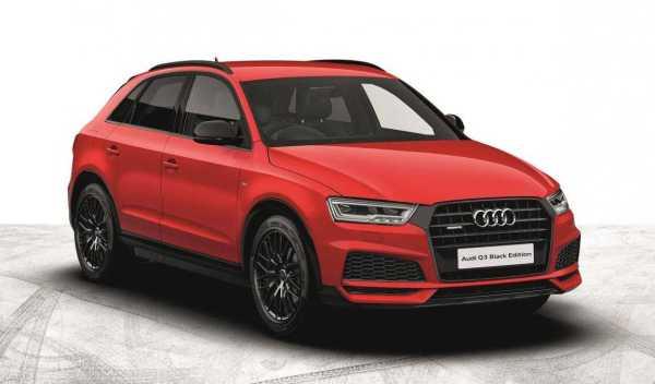 Audi Q3 Black Edition