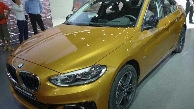 BMW 1-series Guangzhou Auto Show