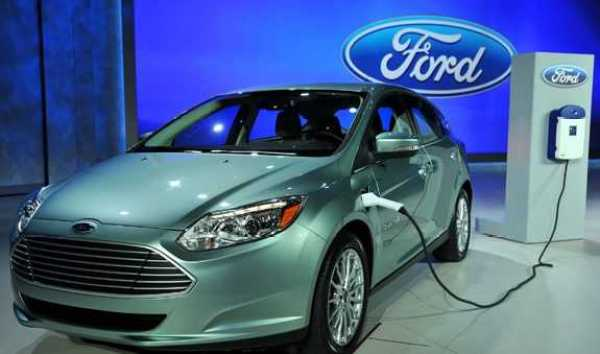 Ford Focus Electric speed of 185km