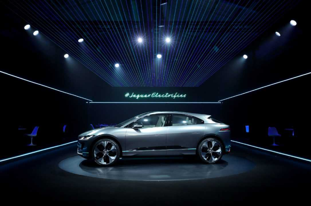 Jaguar Land Rover is About to Go Electric, Factory to be Setup in UK