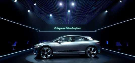 Jaguar I-Pace Electric