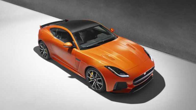 Jaguar F-Type Next Edition
