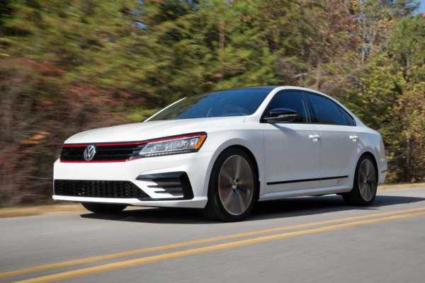 Volkswagen Passat GT LA Auto Expo