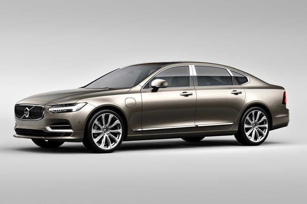 Volvo S90 Excellence Promises Immersive Luxury, Launched in China