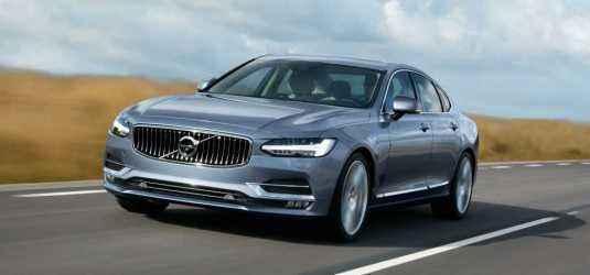 Volvo with Autonomous Driving