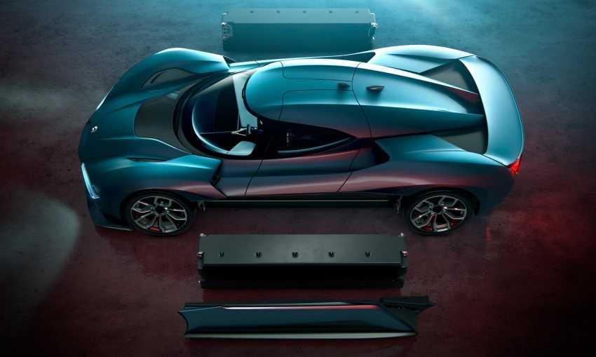 NextEV Plans an Entire EV Lineup of SUV, Sedans and MPVs