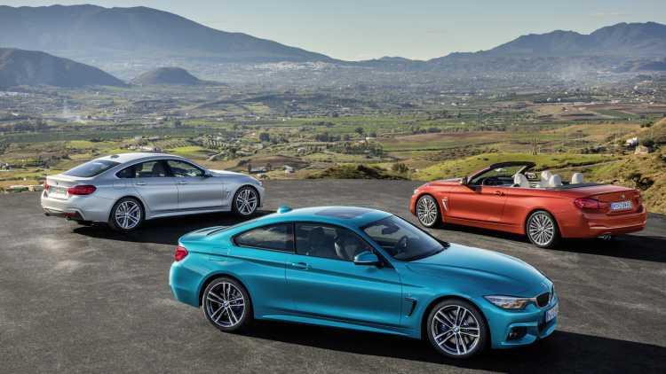 BMW 4 Series 2018