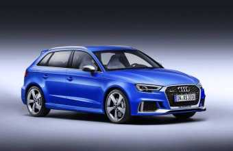 Next Gen Audi RS3 2017 Edition is Ready for Geneva Motor Show Launch