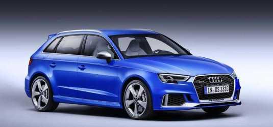 Audi RS3 2017 Edition