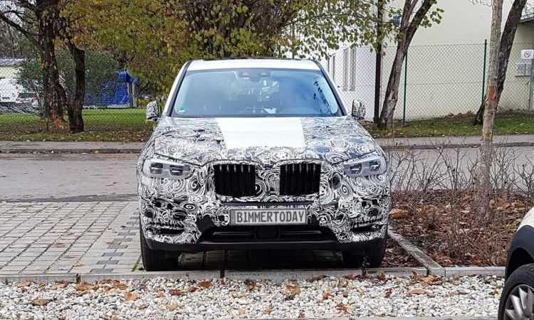 BMW X3 G01 SUV