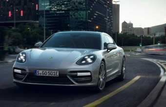 Porsche Panamera Turbo S E-Hybrid Launched Ahead of Geneva Auto Show