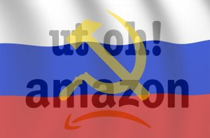 Amazon hacked by Russia image service down