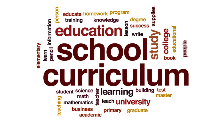Curriculum-meaning, characteristics, definition