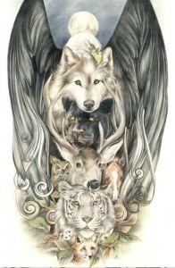 animal-totem-art