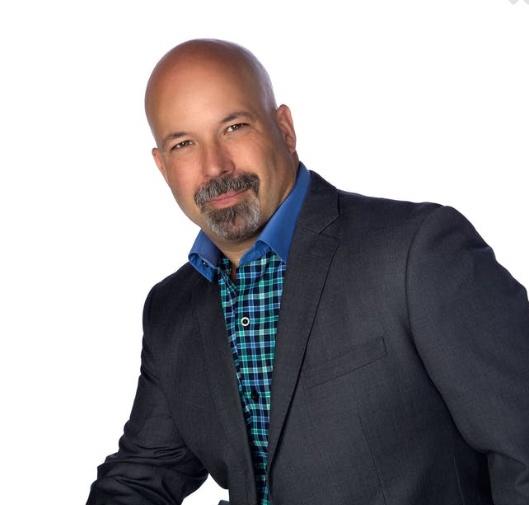 Robert Riopel, Empowered Living Trainer