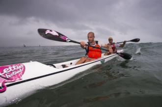Race 2 2016 Marine Surfski Series