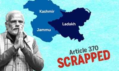 Article 370 whatsapp status and memes