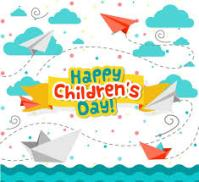 children's day WhatsApp Status