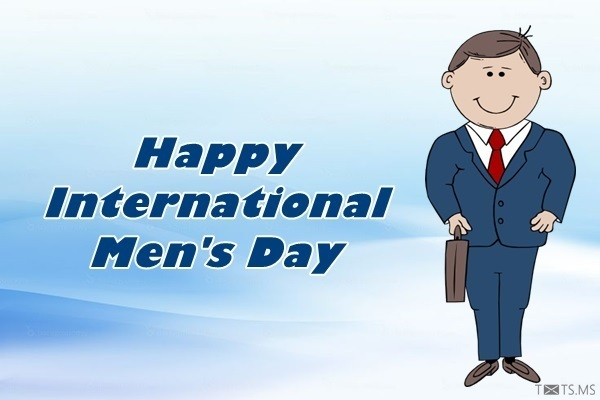Happy International Men's day wishes, Quotes For WhatsApp ...