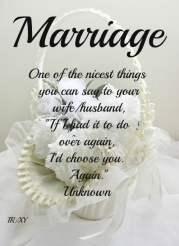 Wedding & Marriage wishes