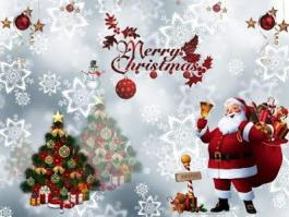 merry christmas images for WhatsApp
