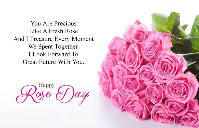 happy rose day my dear husband