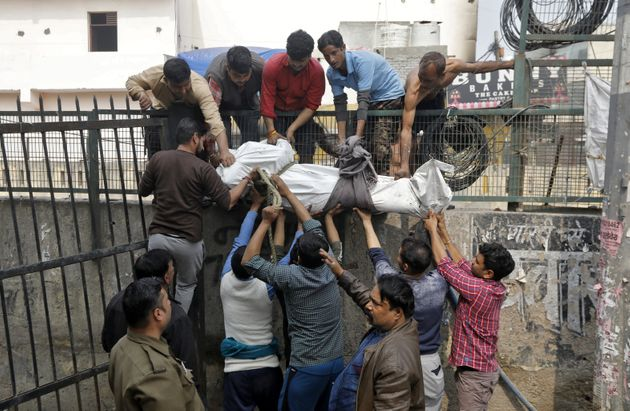Delhi Riot news