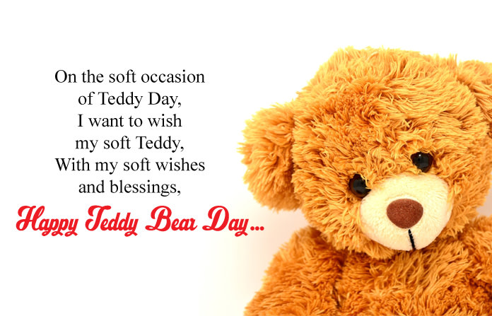 10th Feb Teddy Bear Day Pictures