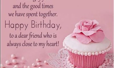 Birthday wishes for friend 2020