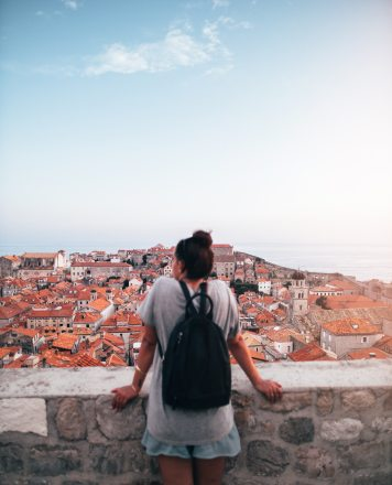 personal travel story