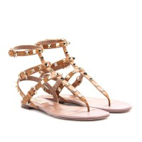 Look for Less: Valentino Rockstud Sandals.