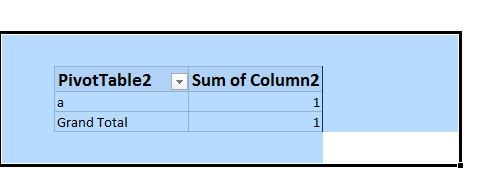 Blog page 4 of 13 yoursumbuddy but this selection will return the pivot table because the upper left cell of the selection intersects the pivot table ibookread PDF