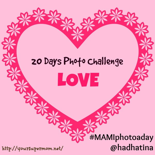 #MAMIphotoaday May Photo Challenge