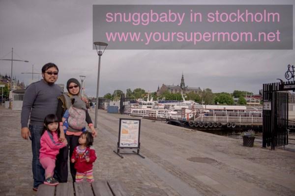 Snuggbaby in Stockholm Centrum