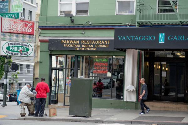 Halal food restaurant San Francisco
