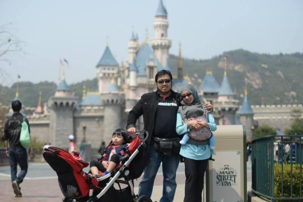 Disneyland Park Hong Kong, 2014