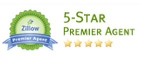Zillow 5 Star Premiere Agent