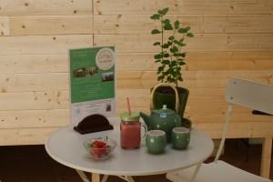 tisanerie de la yourte permaculture nature ferme bio yourte végétale saint françois longchamp savoie
